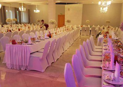 Sala weselna - Hotel Gutland